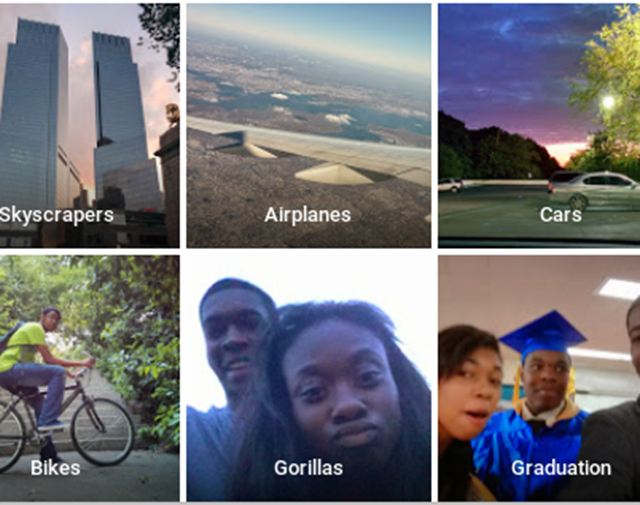 "Google Photos Tags Black People as ""Gorillas"" Image Credit Jacky Alcine"