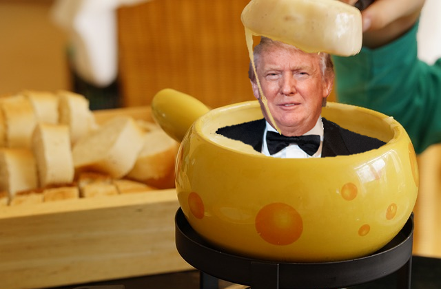 The Cheese Wheel – uthinki