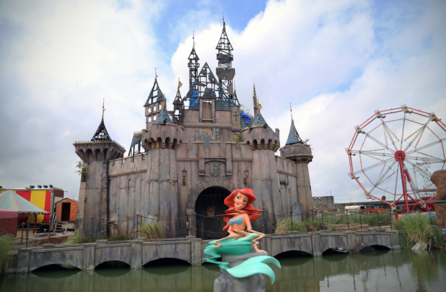 Dismaland the Unhappiest Place on Earth 2