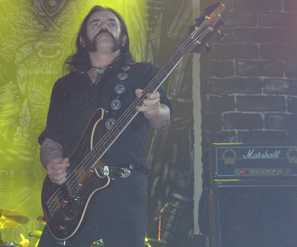 Lemmy is Dead Long Live Motorhead 2